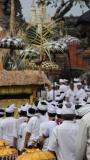 Hindu Procession in Ubud, Bali