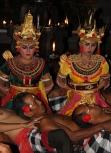 Kecak Fire and Trance Dance, Ubud, Bali