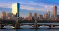 Boston Skyline, Aug 2013