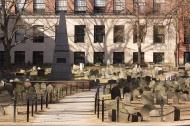 Granary Burying Ground, Boston, Dec 2013